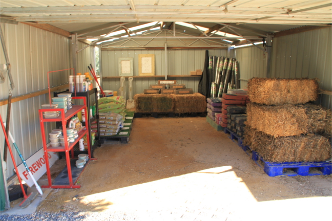 Tools, Lucerne, Bagged Cement, Fertilisers and much more!